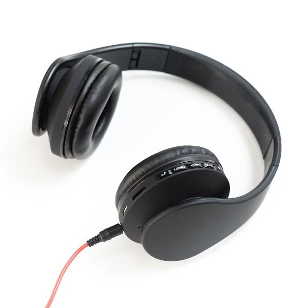 Funk-Kopfhörer (Bluetooth / FM Radio / SD Karte)